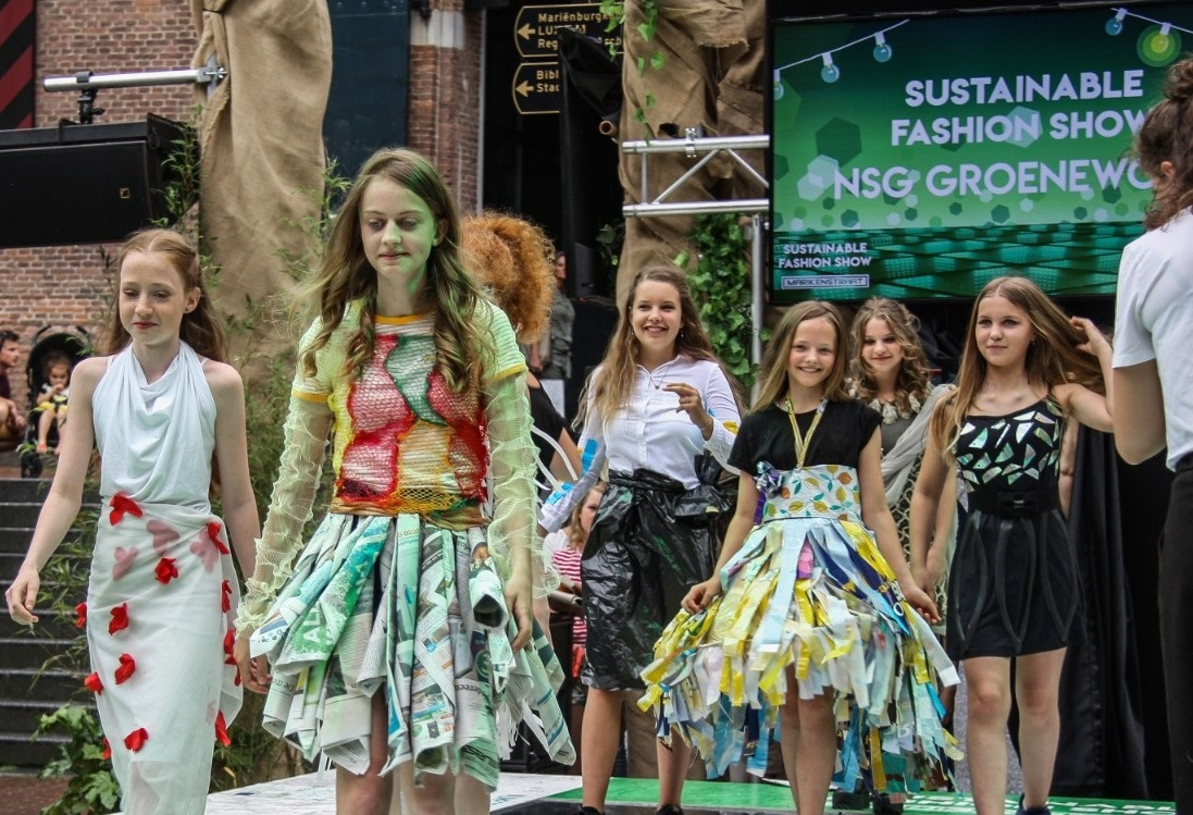 Sustainable Fashion Show