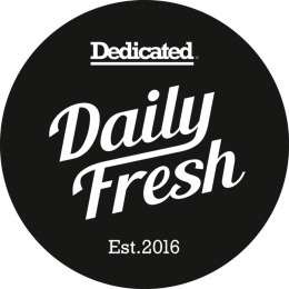 Dedicated Daily Fresh